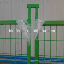 6'x10' Покрынный порошок портативный временные стальные конструкции панели Загородки