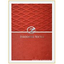 Tecido de malha triangular para sapatos e cortina