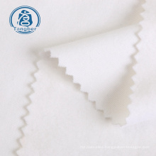 milk silk brushed dty polyester spandex jersey fabric