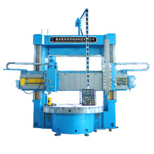 Heavy duty CNC vertical turning lathe machine