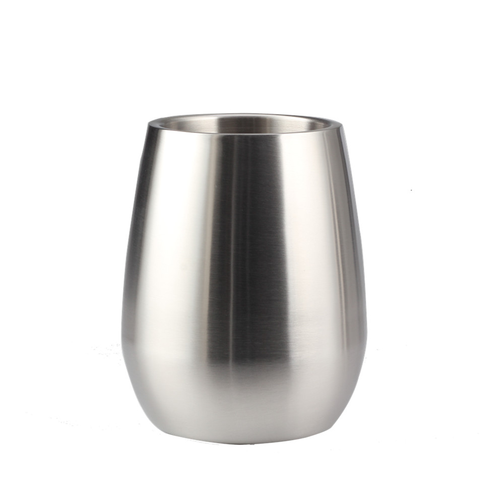 Satin Polishing Durable Ice Bucket Bottle Cooler