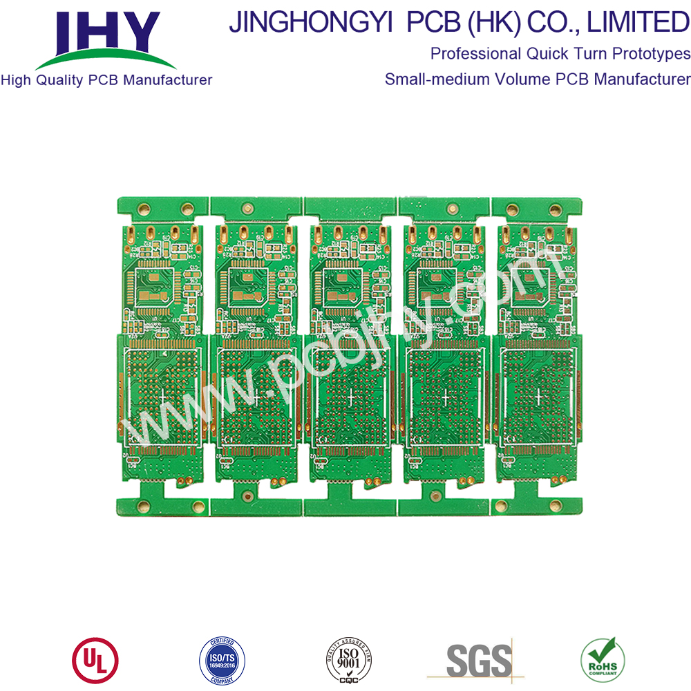 Immersion Gold 6 Layer PCB