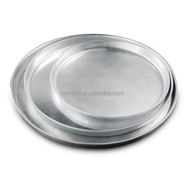 factory price wholesale custom aluminum alloy pan round aluminium tray