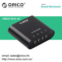 Carregador USB usb ORICO DCH-4U mais vendido em 2014