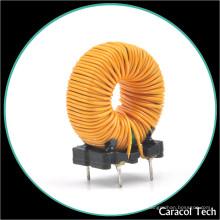 T12X6X4 Availabel inductor ajustable de la base de la ferrita de la bobina de inducción 1mh para la fuente de alimentación que cambia