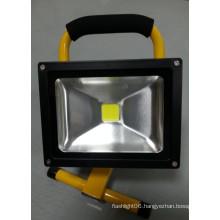 20W 10h Portable LED Work Light Lamp