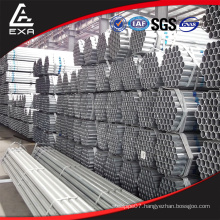 Factory direct sales 1/2 inch galvanized emt pipes