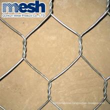 "Black Vinyl Coated Hexagonal Wire Netting 1"" Mesh"