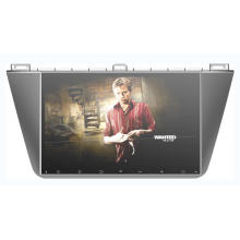 Yessun 10.2 Inch Android Car DVD GPS for VW Tiguan 2016