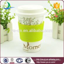 Canecas personalizadas de cerâmica moderna quente