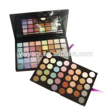 Hot vente beaucoup palette de couleurs ombres à paupières professionnel pas cher