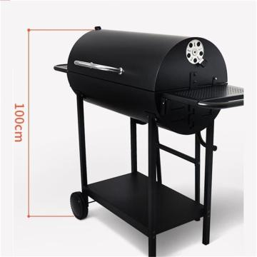 Chariots pour barbecue Offset Smoker