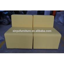 yellow wedding sofa for rental XYN439