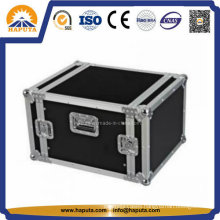 19′′ 8u Rack Flight Case for Amplifiers and Effects (HF-1325)