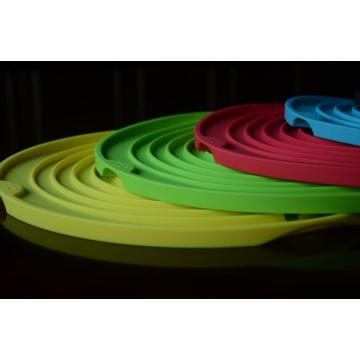 Kitchen Gift Silicone Mat Draining Rack