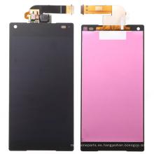 Pantalla para Sony Xperia Z5 Compact Mini + Digitizador Full Assebmly - Negro