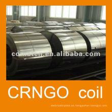 Acero eléctrico del silicio CRNGO para la producción de la industria