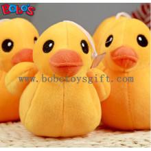 Heißes Verkaufs-gelbe Ente-Plüsch-Haustier-Spielzeug mit Squeaker Bosw1088 / 20cm