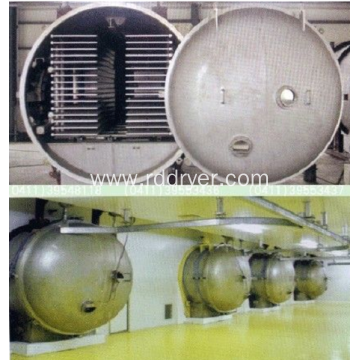 Fruits Extract Drying Machine by Microwave