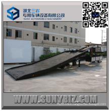 5 Ton Flatbed Tow Truck Upper Body