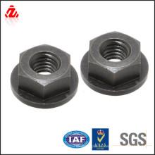 Tuerca de la rueda del carro del acero de carbón de la alta calidad / tuerca de rueda auto