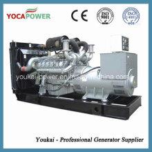 Korean Doosan Engine 500kw/625kVA Diesel Generator Set