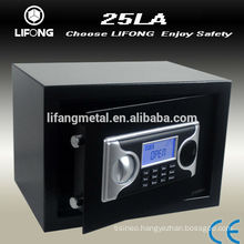 High quality LCD display electronic safe box
