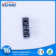 Condensador de alto voltaje 2200UF 200V de Aluminumelectrolytic de la alta calidad