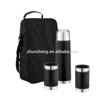gift sets stainless steel 350ml Vacuum Flask 300ml coffee mug BT001