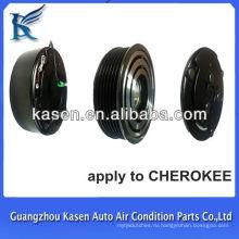 Cherokee 6pk 7h13 сцепление автомобильного компрессора