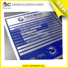 best selling promotional price! reflective sticker printing price sticker