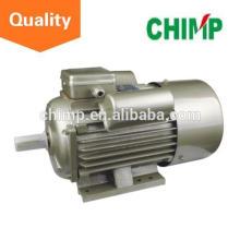 Motor elétrico da indução dos capacitores da única fase da CA da série de YL dois para o compressor de ar