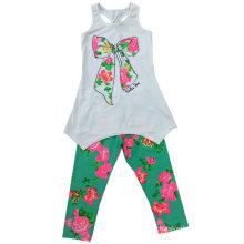 Summer Kids Girl Suit Children Clothes for Children′s Wear SGS-104