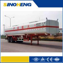 Heavy Duty Oil Fuel Tank Transport Semi Trailer