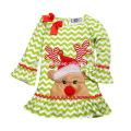 Бутик обслуживание OEM детей 2016 сопоставления семейные пижамы с длинными рукавами полосатый два-Piece набор детский праздник пижамы