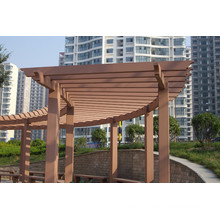 Environmentally, Friendly, Ecological, Green WPC Pavilion