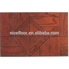 Fine Parquet Hard Wood Flooring Elm wood flooring