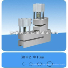 Round hole puncher for plastic bags,punching machine for foil bags/nonwoven bags