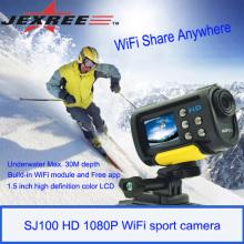 JEXREE cámara de acción caliente mini cámara de video