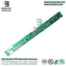 4Layers PCB FR4 TG180 High-TG Thick Gold