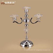 home dekorative hochwertige Kerzenständer mit Eisen Material