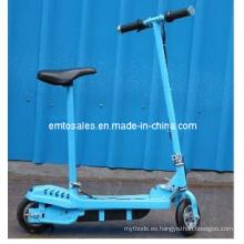 4.5ah 24V 120W Motor con freno de tambor Scooter eléctrico para niños (et-es009)