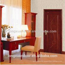 Supply popular design interior solid wooden door