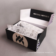 Kids Shoes Package with Customized Logo Printing