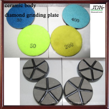 Series of Ceramic Body Grinding Plate for Concrete