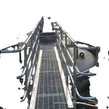 Специальная стальная решетка из оцинкованной металлической решетки напрямую с завода