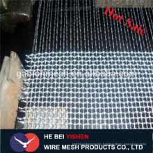Good quality Stainless steel crimped wire mesh Anping factory