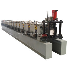 Rain+gutter+roll+forming+machine+with+high+quality