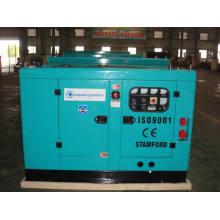 Niedriger Kraftstoffverbrauch 10kw Diesel Generator Set 1500 U / min mit Motor 403A-15g1