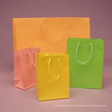 Frucht-Papiertüten für nehmen die Frucht